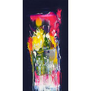 Girl on Fire No. 1 by Jennifer Mone Hill